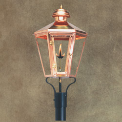 Outdoor gas lights citizens gas utility district outdoor gas lights aloadofball Gallery